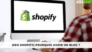 Blog shopify seo
