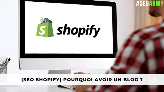 Blog shopify seo