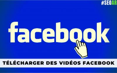 Comment Télécharger des vidéos Facebook