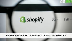 application shopify seo