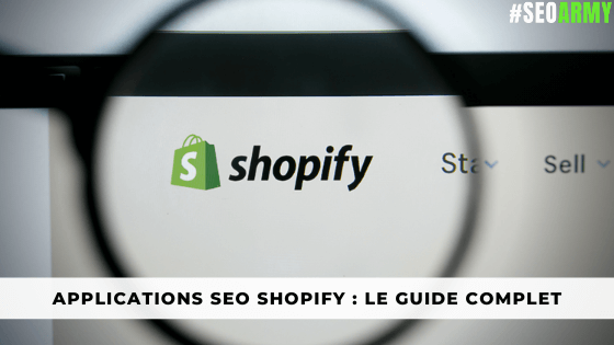 application shopify seo