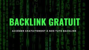 backlink-gratuit